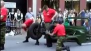 Как се разглобява и сглобява военна джипка за 3 минути!