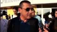 Димитър Борисов: Няма да взимаме нови футболисти