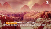 Earth's world powers are getting ready to invade Mars!