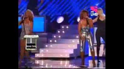 Beyonce & Tina Turner - Mery(live)