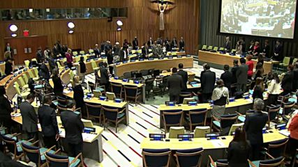 UN: Minute of silence held for Churkin at UNHQ after Russian diplomat dies