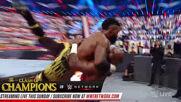 Apollo Crews vs. Cedric Alexander: Raw, Sept. 21, 2020