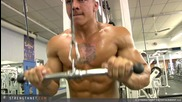 Teen Bodybuilder Tristen on Strengthnet