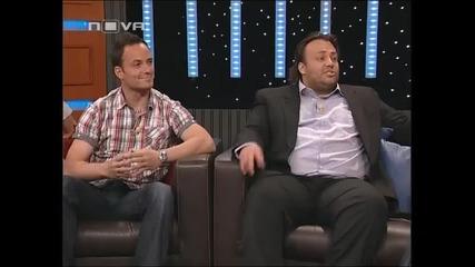 """Ани Хоанг и Люси гости в """"шоуто на Иван и Андрей"""" част 2"""