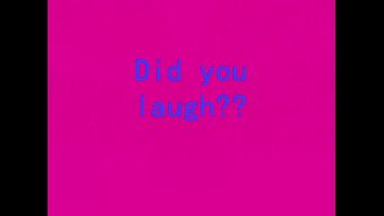 Да замръзнеш от смях