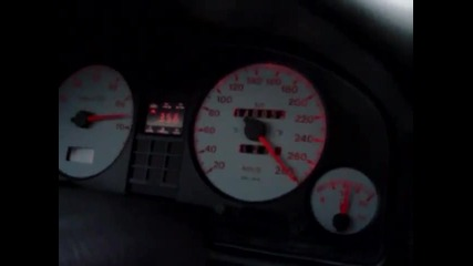 Audi Coupe S2 top speed