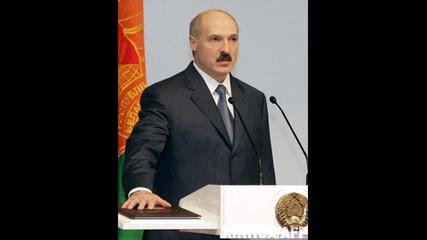Александър Харчиков - Лукашенко приди