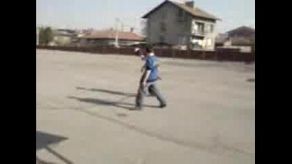 Васко Пилето ( And 1 ) - Vs - Иван ( Nba )