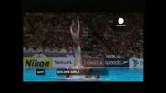 Русия с нова титла в синхронното плуване