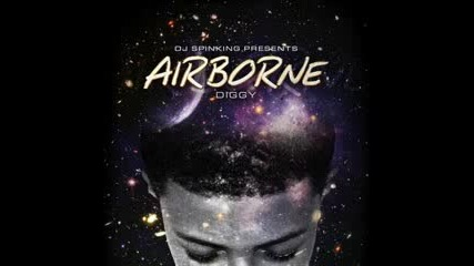 Diggy Simmons - Big Bad World ft. Colin Munroe Airbo