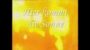 Rammstein - Sonne - Karaoke