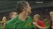 Manchester United vs Chalse Final 2008