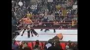 Wwf - Hardy Boyz Vs Chris Benoit And Perry Saturn