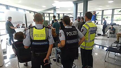 Germany: Danger posed by smoke from Leverkusen industrial park blast unclear warns plant boss