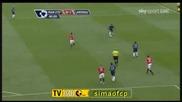 Manchester Utd 2 - 1 Arsenal -