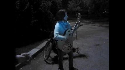 Градски музиканти в София-3