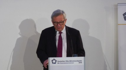 Germany: Juncker calls on Trump to clarify free trade, NATO and climate policies