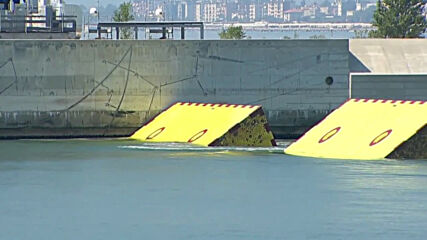 Italy: Conte in Venice for first complete MOSE dam test