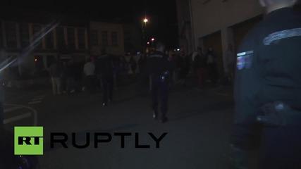 France: Scuffles erupt as Marion Marechal-Le Pen visits Guillestre