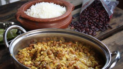 Къри от червен боб (раджма) | Индия с Рик Стайн | 24Kitchen Bulgaria