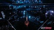 Алисън Потер изпълнява песента на Деми stone Cold в The Voice 2016(ментор Кристина Агилера)
