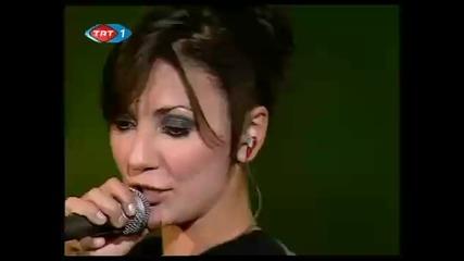 Ozlem Tekin - Cinayet (live Trt)