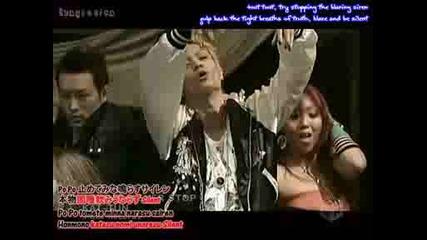 [pv] Kat - Tun - Dont U Ever Stop (karaoke Subtitled).avi