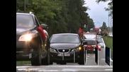 Белгийски шофьори на камиони протестираха срещу нелоялната конкуренция