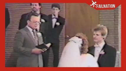 Брутални сватбени провали