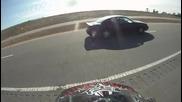 Ltr450 луд на 2 гуми.