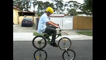 ! Не сте виждали подобно колело !