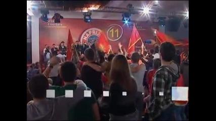 Управляващата партия спечели изборите в Черна гора
