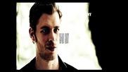 Klaus - Cause I'm a bad boy.