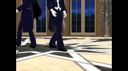 (inuyasha mmd) Naraku and Sesshoumaru (cantarella dance)