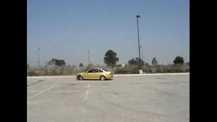 Дрифтинг С M3 На Паркинг