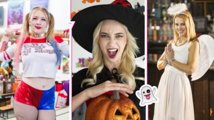 5-те най-клиширани Хелоуин костюма: Моля, не обличайте това!