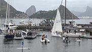 Олимпийският огън пристигна в Рио де Жанейро