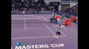 Roger Federer Magic - - Court View