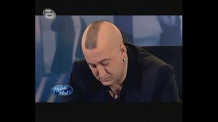 Music Idol 3 - Кастинг В София 10.03.2009 Личните Парчета И Модния Дизайнер