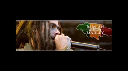 Damian Marley - Welcome To Jamrock (drum & Bass)