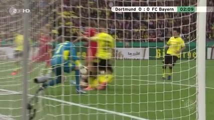 Борусия Дортмунд - Байерн 5-2