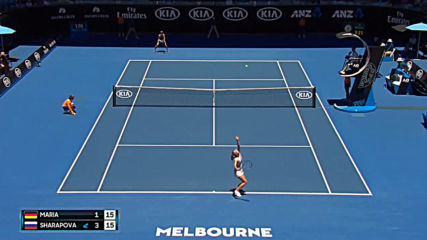 Maria Sharapova vs Tatjana Maria - Australian Open 2018 R1 Highlights 720p