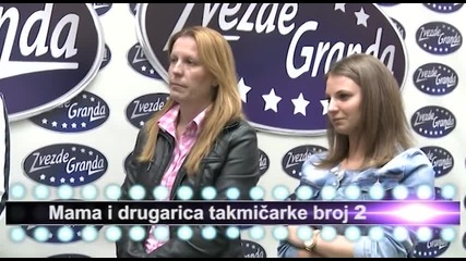 Marina Antic i Marija Stajic - Splet pesama - (Live) - ZG - 2013 14 - 12.04.2014. EM 27.