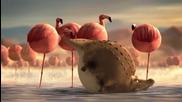 Смях с дебелите животни. Как щяха да изглеждат животните ако ядяха в Макдоналдс ?