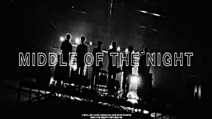 Бг. Превод! Monsta X - Middle Of The Night Fmv
