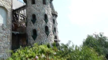Замъкът в Равадиново The Castle of Ravadinovo