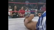 TNA iMPACT 18.09.08 Booker T Vs Jay Lethal