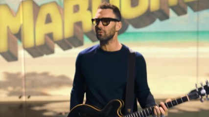 Maroon 5 - Three Little Birds (Оfficial video)