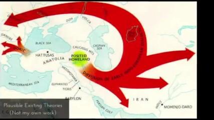 Нашата преобърната история: Германските народи: Корена и неговите клонове / Our Subverted History