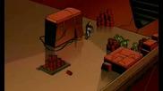 Tmnt ep56 - Space Invader Part 3 - Костенурките нинджа 2003 - 2007